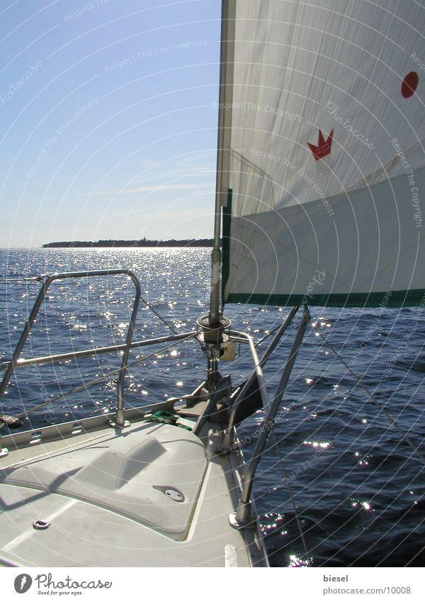 Europe Sail Sailboat Mediterranean sea Southern France Cannes