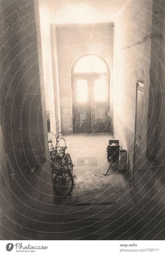 Sun Window Playing Door Bicycle Blaze Historic Hallway Awareness Old building Rutting season