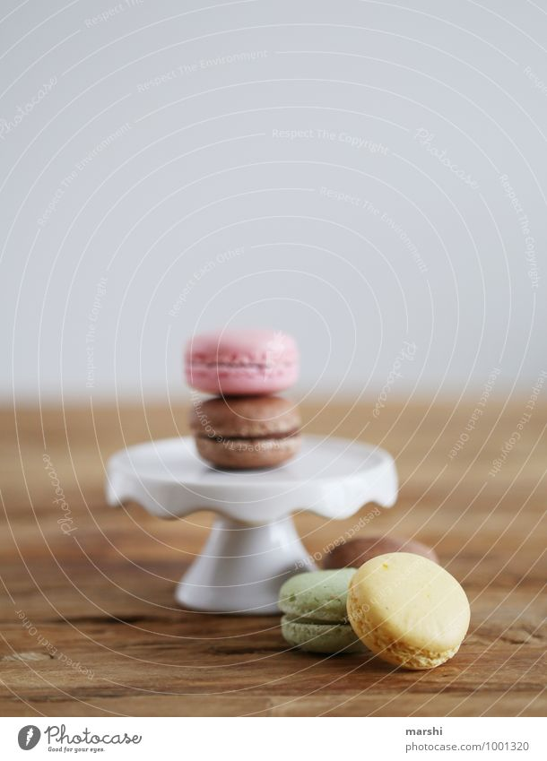 macarons Food Dessert Candy Nutrition Eating Moody Sweet Food photograph Rich in calories Calorie Snack Colour photo Interior shot Studio shot Close-up Detail