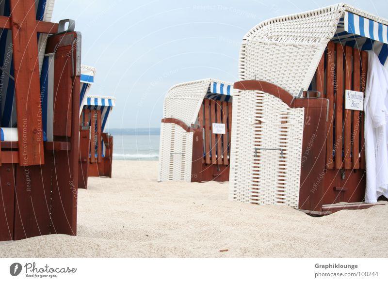 Water Sky Ocean Beach Calm Relaxation Sand Coast Beach chair Basket Comforting
