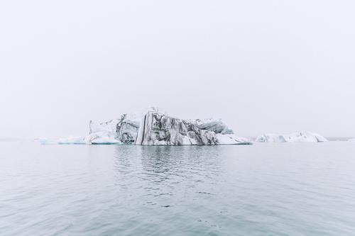 jeculsarlon Environment Nature Elements Sky Climate Fog Ice Frost Rock Mountain Waves Coast Lakeside Cold Iceberg Iceland Jökulsárlón Glacier Glacier ice