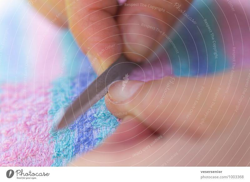 Beautiful Feminine Fingers Clean Personal hygiene Fingernail Cleanliness Manicure