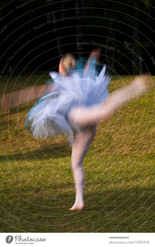 severe lightness Feminine Young woman Youth (Young adults) 1 Human being Ballet Movement Dance Esthetic Elegant Thin Beautiful Passion Diligent Disciplined