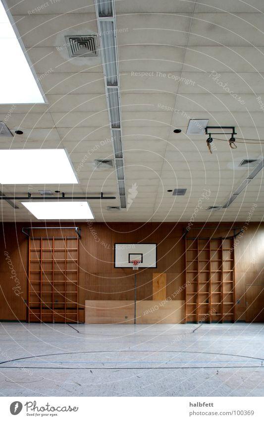 Sports Playing School Room Fear Education Climbing Panic Basketball School sport Gymnasium Climbing wall