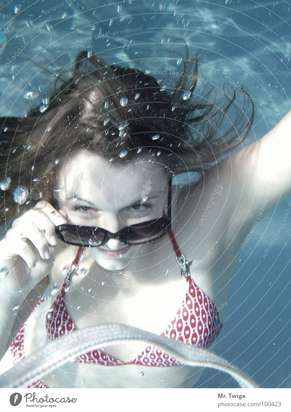 Water Sun Summer Bathroom Eyeglasses Dive Bikini Sunglasses Air bubble Open-air swimming pool