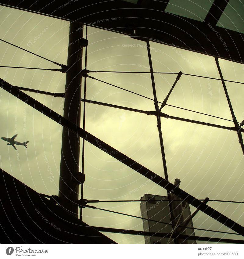 Destination anywhere Airplane Vacation & Travel Majorca Airport Jet Flying Gate passport
