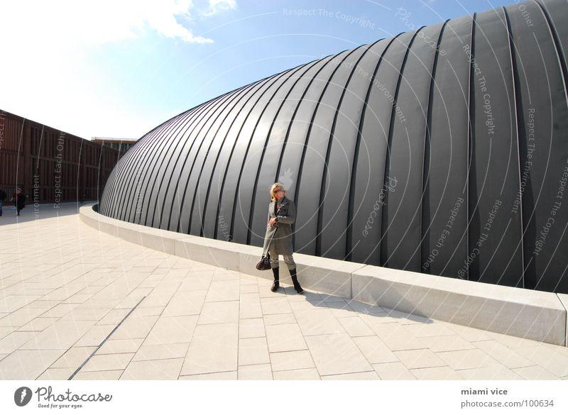 Sun Architecture Laughter Modern Roof Wiesbaden