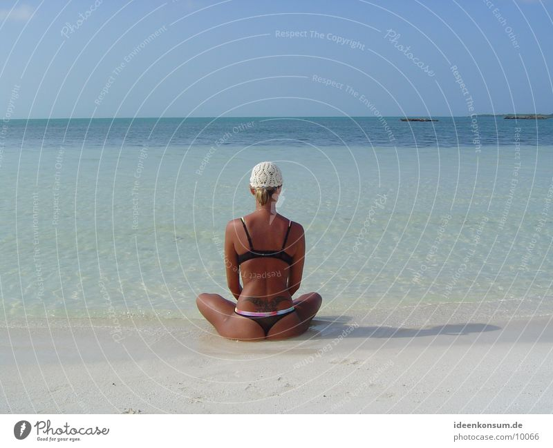 girlfriend Loneliness Isle of Birds Ocean Beach Romance Mexico Island Sun Cuba Runde Island