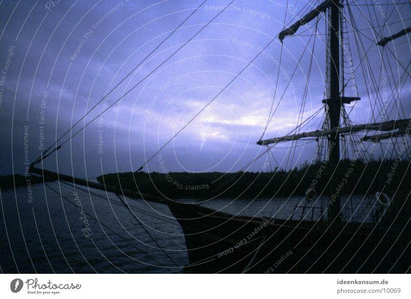 pirate ship Cuba Watercraft Sunset Varadero Evening