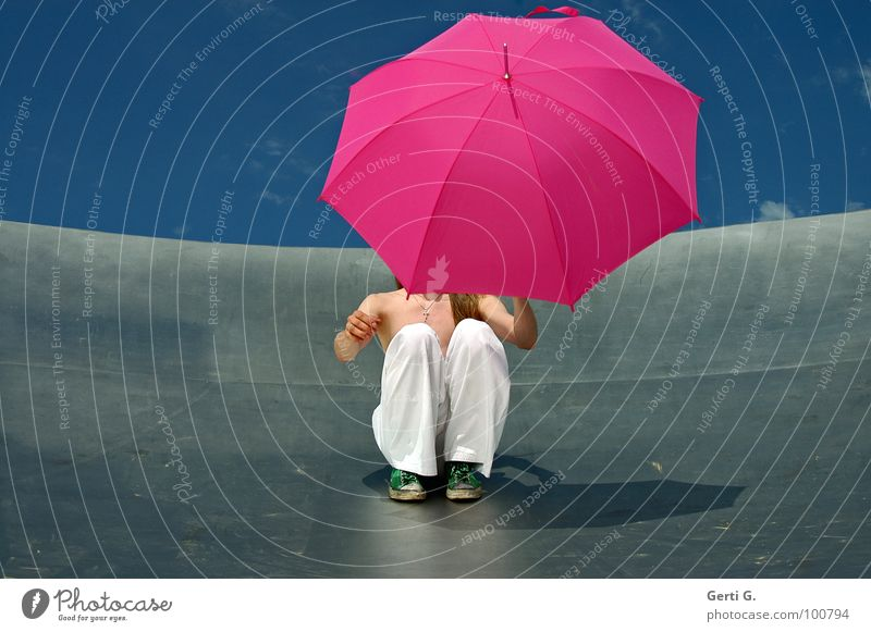 Human being Sky Man Blue Hand White Green Joy Metal Bright Rain Blonde Footwear Pink Signs and labeling Force