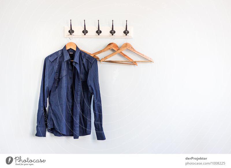 Blue White Joy Cold Style Brown Flat (apartment) Design Living or residing Elegant Esthetic Clean Wrinkles Shirt Endurance Bedroom