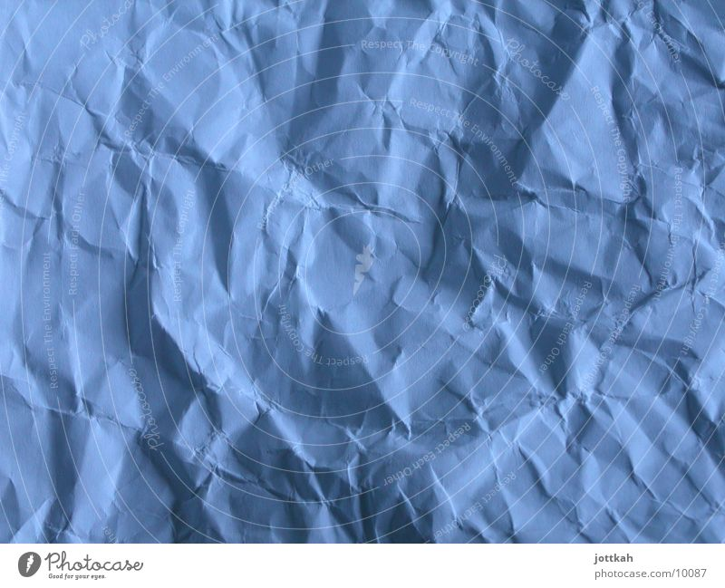 crumpled up Workplace Paper Piece of paper Beginning End Disappointment Wrinkles Folded Crack & Rip & Tear Structures and shapes Untidy wrinkled Anger