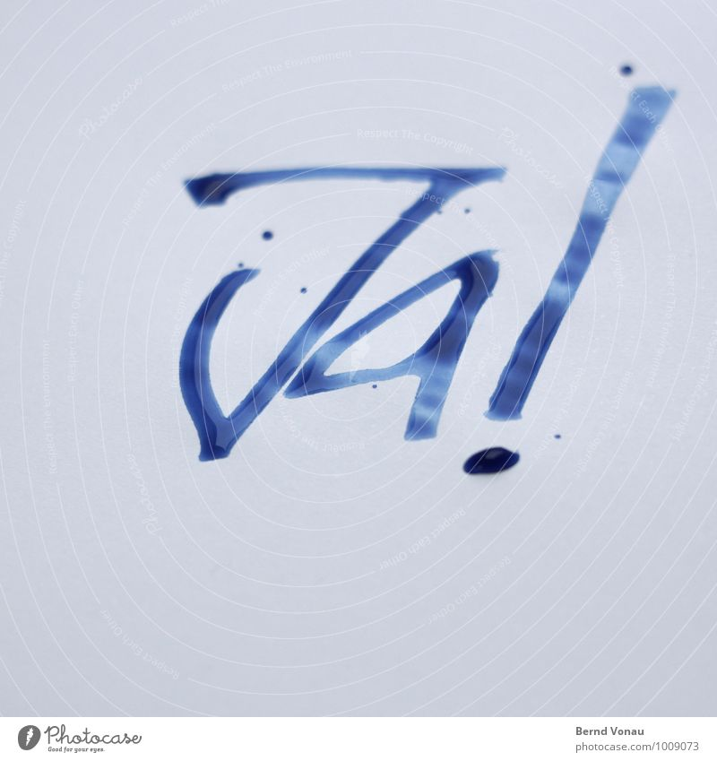 Blue Wet Paper Letters (alphabet) Drop Wedding Write Metal coil Information Word Positive Analog Damp Dry Expression Communication
