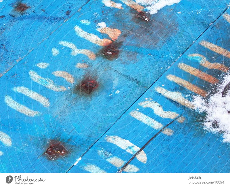 White Blue Wood Dirty Characters Broken Letters (alphabet) Obscure Text Vintage Wood flour