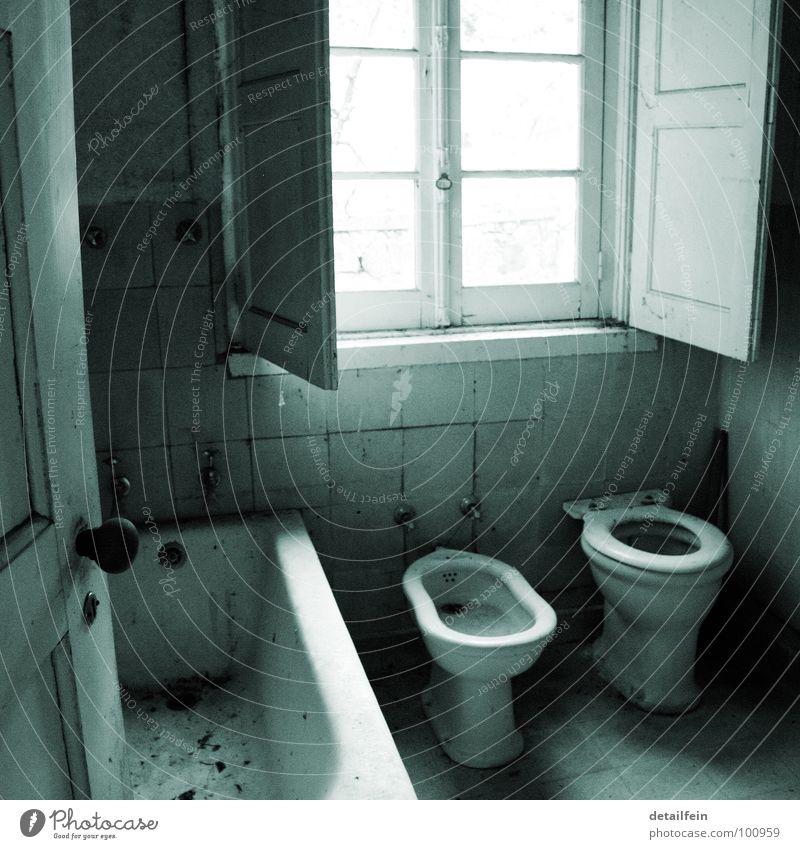 Window Dirty Door Bathroom Toilet Bathtub Redecorate Flow Shutter