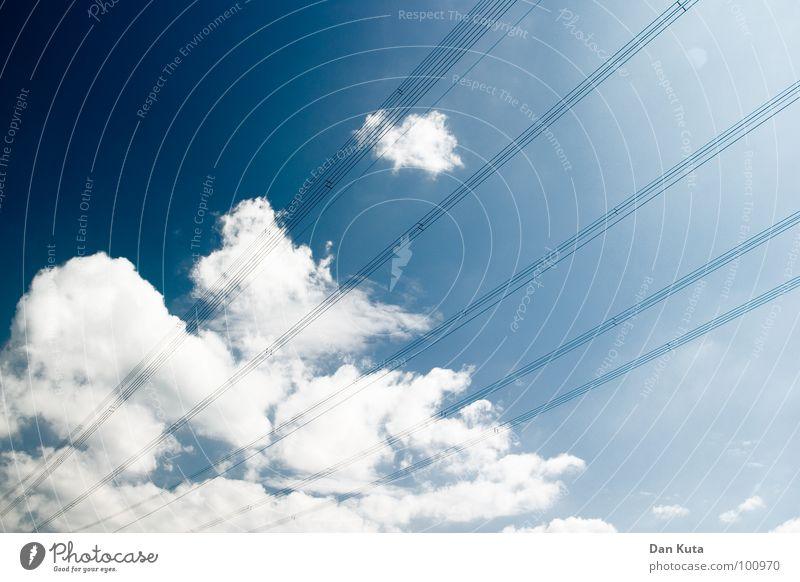 Sky White Sun Blue Summer Clouds Relaxation Above Freedom Dream Art Flying Free Culture Delicate Turquoise