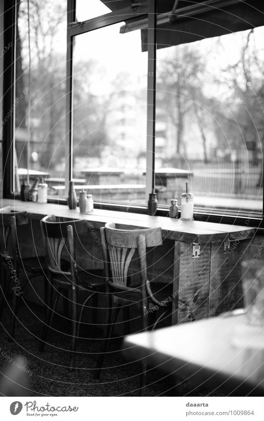 rainy day cafe City Joy Style Moody Lifestyle Rain Leisure and hobbies Elegant Trip Warm-heartedness Beautiful weather Uniqueness Adventure Chair Capital city