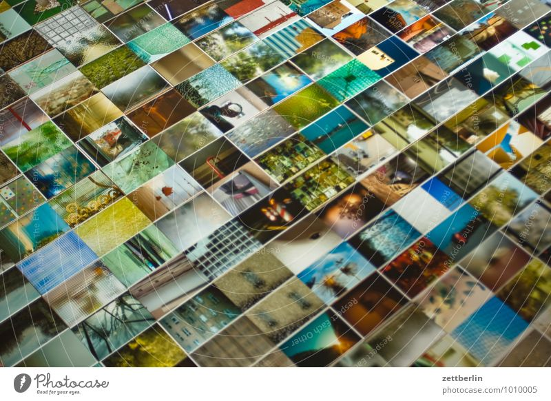 Sorted album Detail Section of image Selection Image Photography Art gallery Crowd of people Many Collection Lie Outstretched Offer Multicoloured Versatile