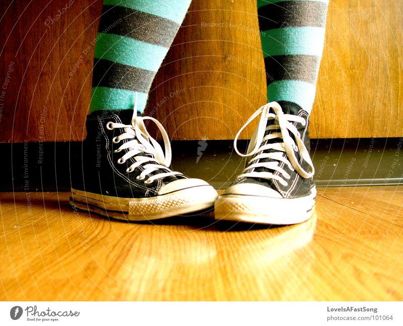 awkward shoes Wood flour Chucks Stripe Kitchen feet legs anklet brown symmetry calf Calves bright sunlight sunshine socks striped pigeon Sneakers