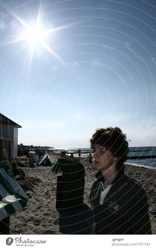ardor Beach Physics Exhaustion Hiking Calm Coast Sun Sky Blue Warmth