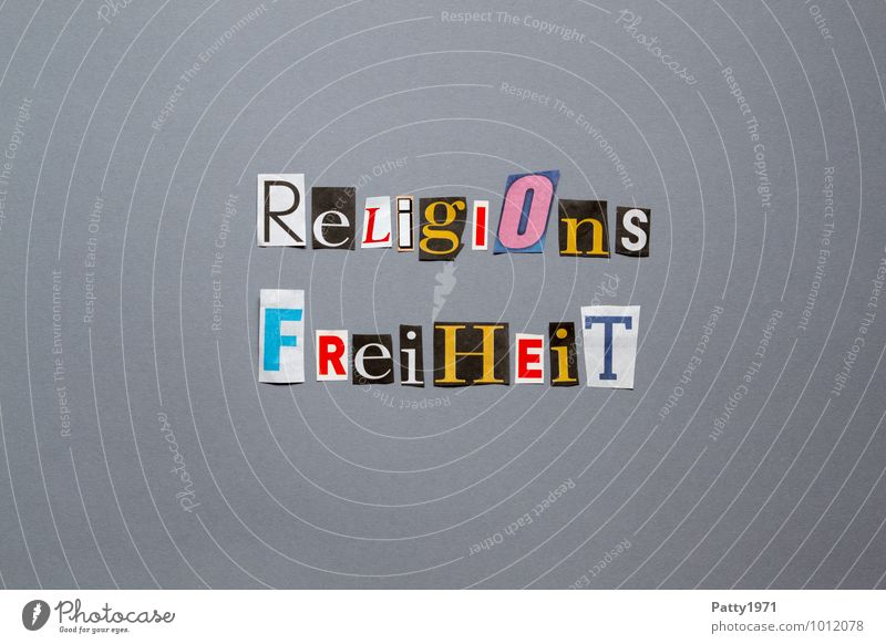 Religion and faith Characters Respect Politics and state Anonymous Tolerant Fairness Low-cut