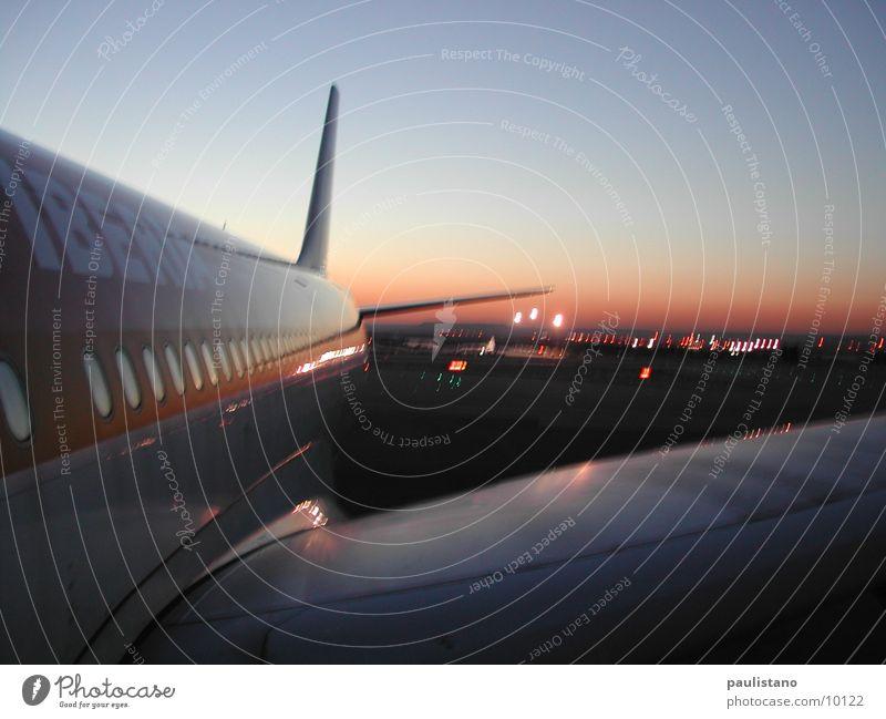 airosunrise Sunrise Europe airoplane iberia