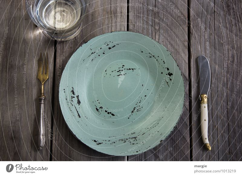 Lent Nutrition Eating Breakfast Lunch Diet Fasting Beverage Cold drink Drinking water Crockery Plate Glass Cutlery Knives Fork Healthy Health care Wellness