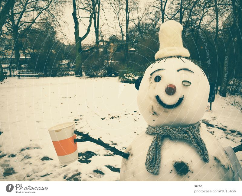 Nature White Joy Winter Cold Environment Snow Funny Laughter Park Ice Leisure and hobbies Infancy Happiness Climate Smiling