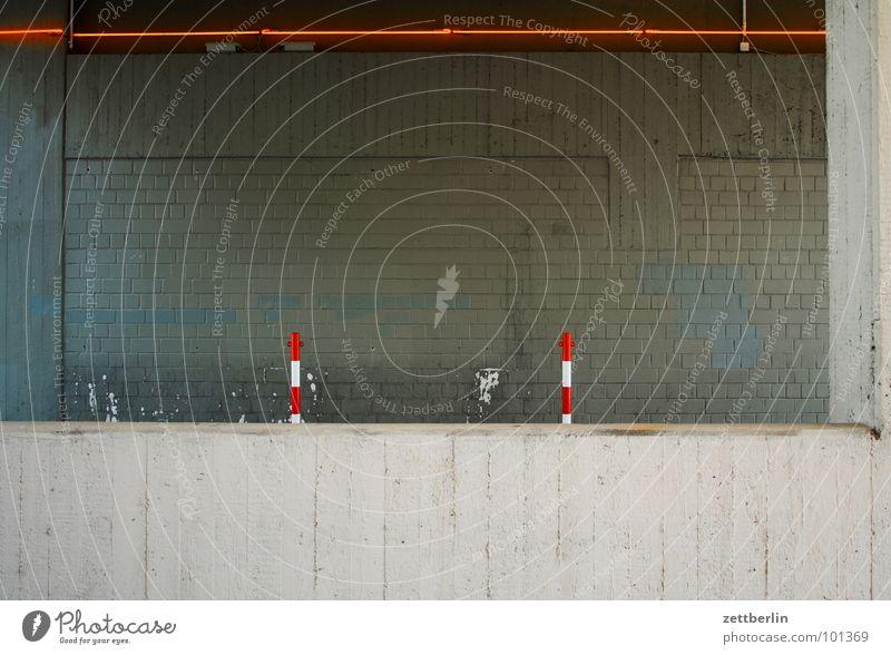 underground car park Underground garage Wall (barrier) Concrete Entrance Highway ramp (entrance) 7 8 Detail