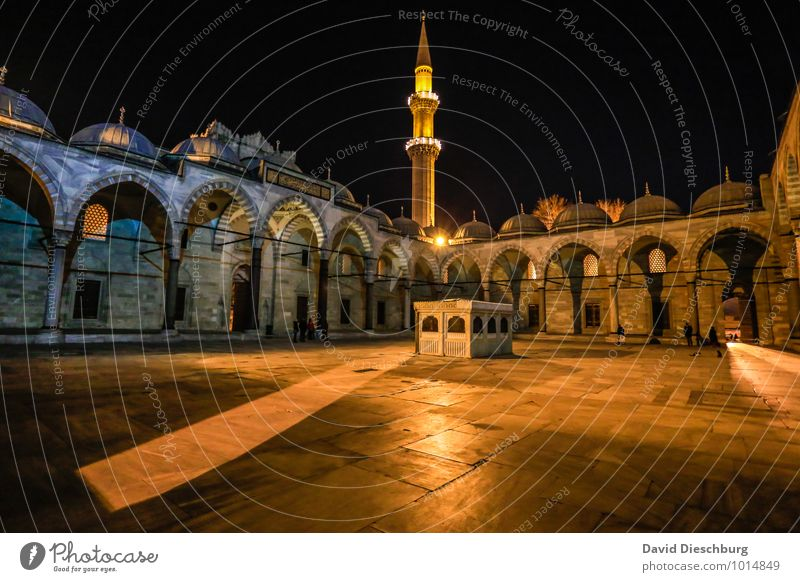 mosque Vacation & Travel Tourism Sightseeing City trip Sky Town Church Manmade structures Architecture Facade Window Roof Tourist Attraction Landmark Blue