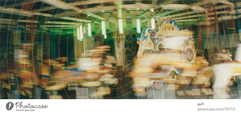 Movement Horse Fairs & Carnivals Carousel