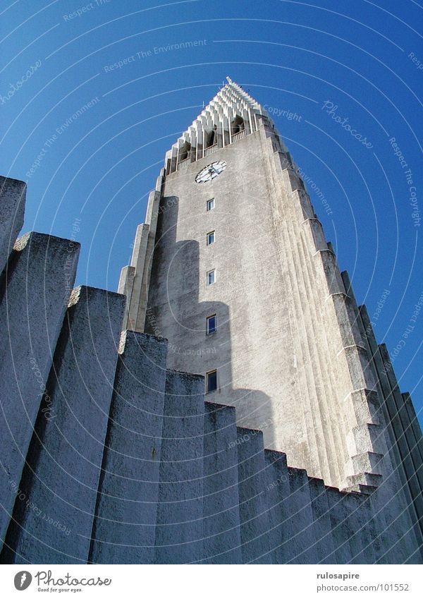 Sky Blue Religion and faith Iceland House of worship Reykjavík