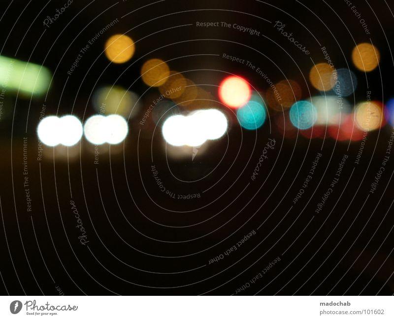 Beautiful Joy Colour Black Dark Playing Car Lamp Bright Lighting Transport Illuminate Circle Eyeglasses Communicate Point