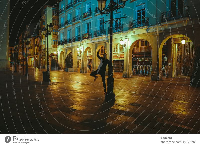 nights in spain Lifestyle Elegant Style Joy Leisure and hobbies Playing Vacation & Travel Trip Adventure Freedom Feasts & Celebrations Feminine Logrono Spain