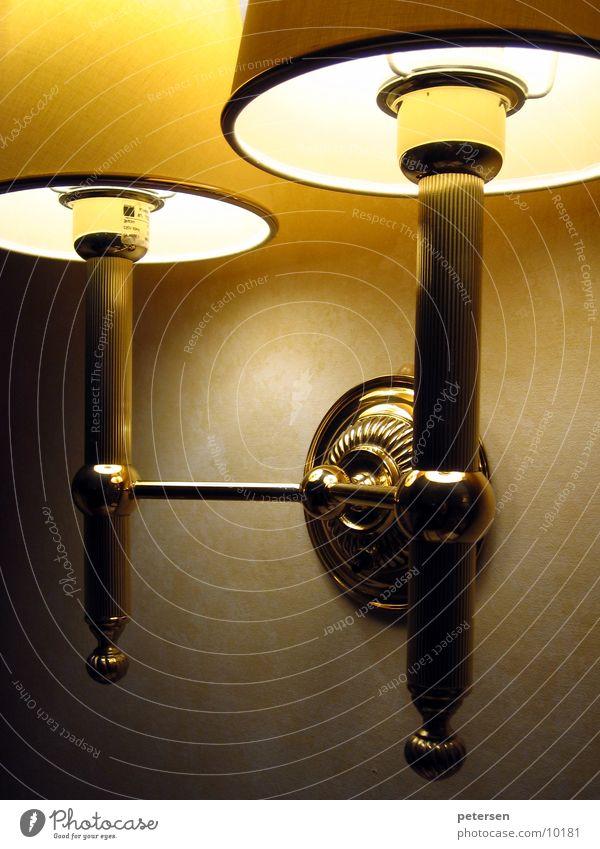 Hotel Room Illumination Lamp Light Hotel room Kitsch
