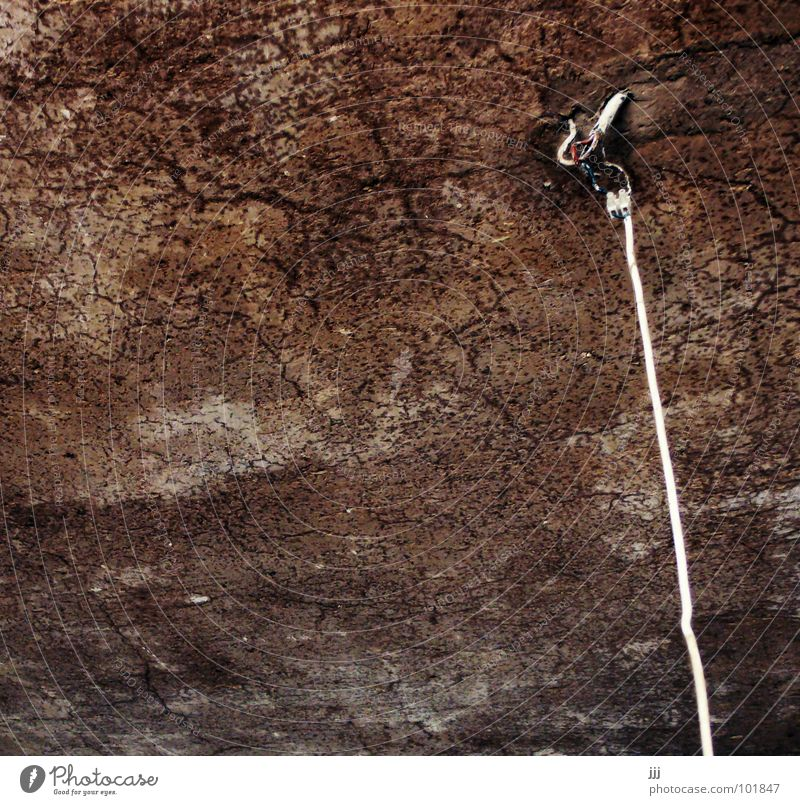 Old Lamp Brown Room Technology Cable Historic Crack & Rip & Tear Blanket Electronic Connection Old building Raw Ceiling Electrical equipment Loam