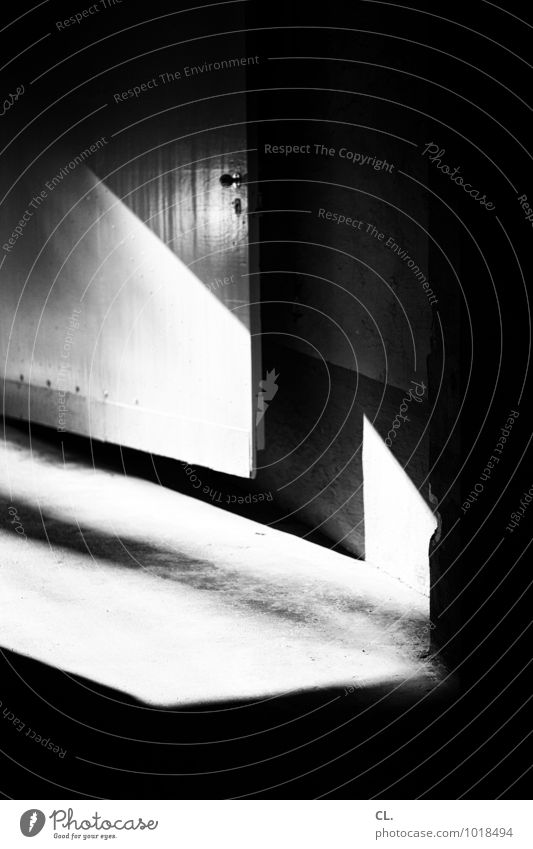 exit Wall (barrier) Wall (building) Highway ramp (entrance) Entrance Main gate Front door Lanes & trails Dark Bright Black & white photo Exterior shot Deserted