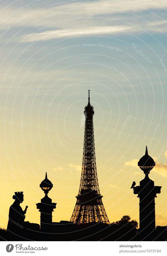 to paris with love // jesuischarlie Vacation & Travel Tourism Trip Freedom Sightseeing Sculpture Architecture Paris Tourist Attraction Landmark Eiffel Tower
