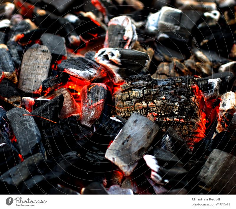 hot Coal Embers Blaze Fire Barbecue (event) Barbecue (apparatus) Black Structures and shapes White Red Hot Warmth Energy Summer Stone Minerals Hot - Coal Rus