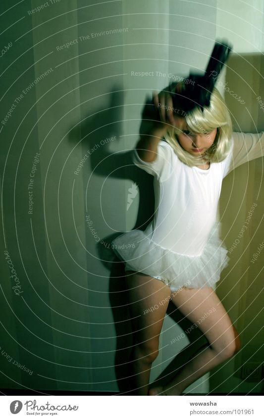 Dazed and Confused Dancing skirt Education pretty gun color ballet white dancer