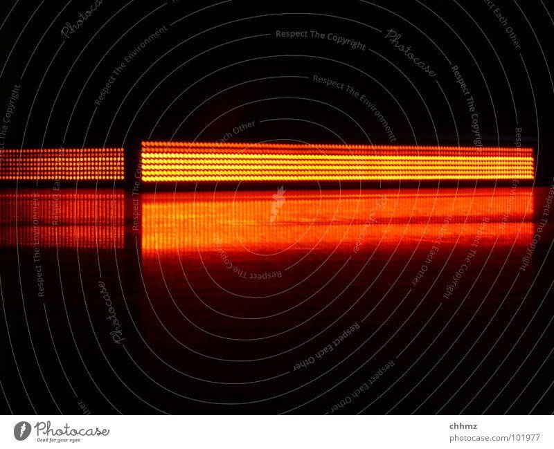 Red Orange Art Glittering Floor covering Culture Advertising Media String Display Parallel Pixel