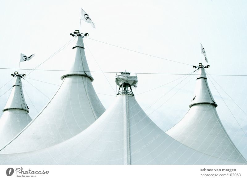 spectrum of light Tent Circus White Flag Sky Round Light Bright Beautiful Black & white photo Art Arts and crafts  white on white Curve uniform Graffiti Wind