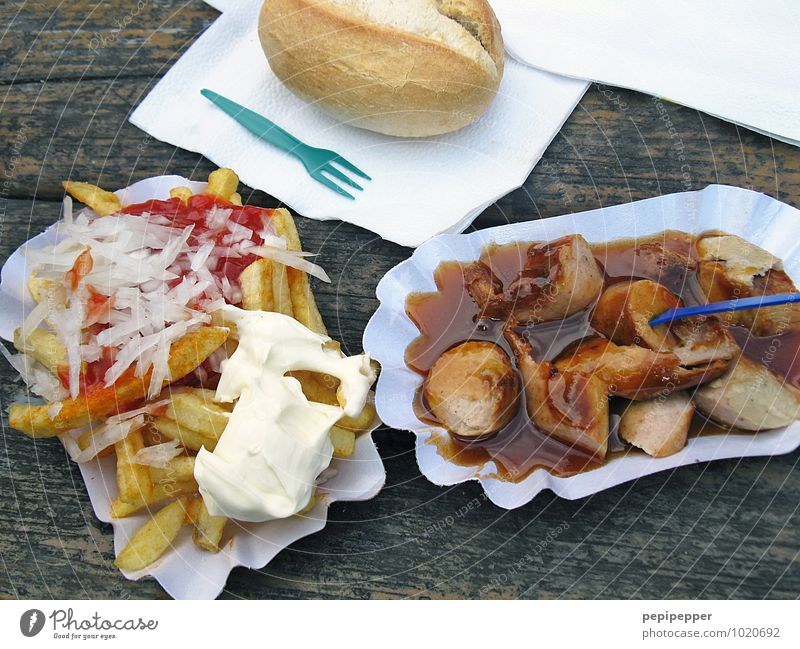 3-course menu Food Meat Sausage Dairy Products Grain Dough Baked goods Roll French fries Nutrition Lunch Fast food Finger food Bowl Fork Overweight Eating