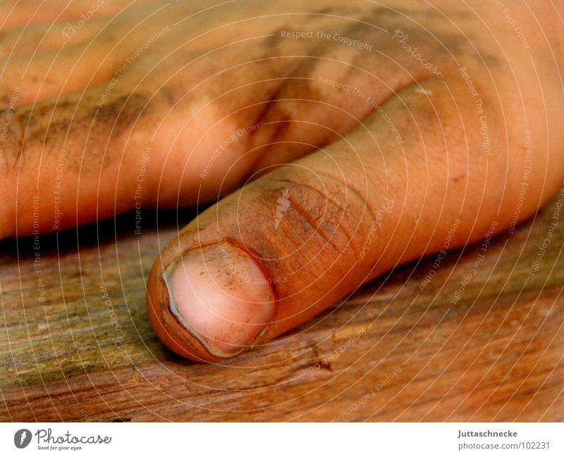 Human being Hand Joy Happy Dream Earth Dirty Fingers Thumb Nail Mud Limbs Earthy Muddy Thumbnail Litterbug