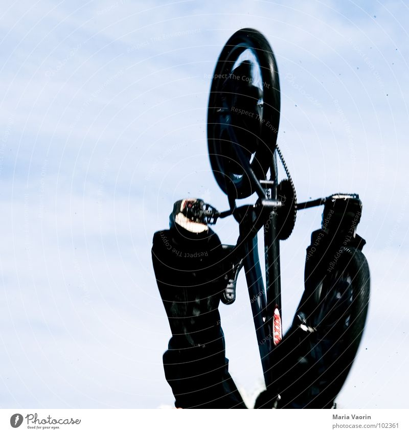 Mach´n Departure! Air Airplane Free Headwind Jump To fall Far-off places Infinity Springboard Career Beginning Go-getter Freestyle Crash Discarded Bicycle Fear