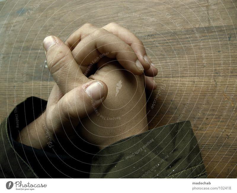 TABLE PRAYER Hand Prayer Table Surface Fingers Fingernail Holy Symbols and metaphors Thank Plead Praise To call someone (telephone) Deities Gentleman