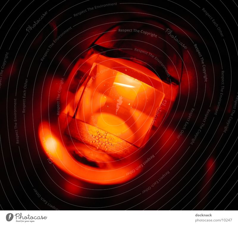 Red Lamp Computer Computer mouse Glow Photographic technology Information Technology