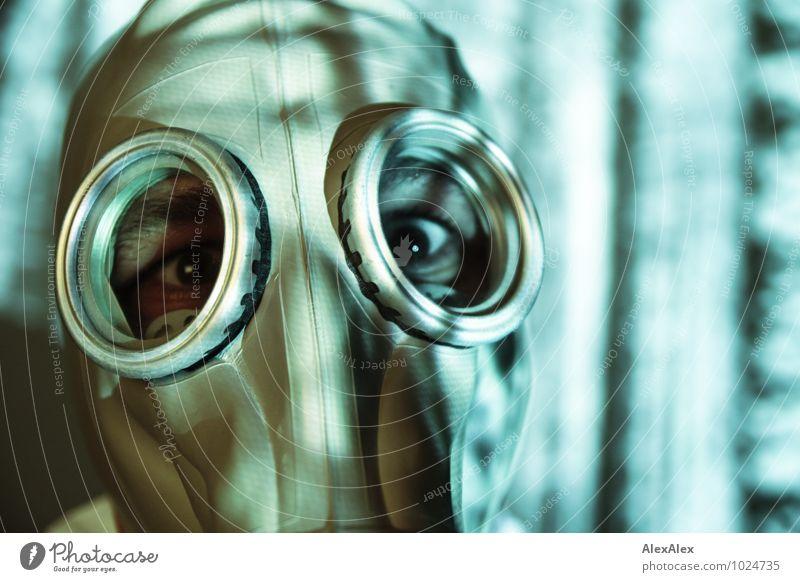 Cold Eyes Dream Fear Power Authentic Crazy Esthetic Dangerous Fantastic Observe Threat Retro Might Near Mask