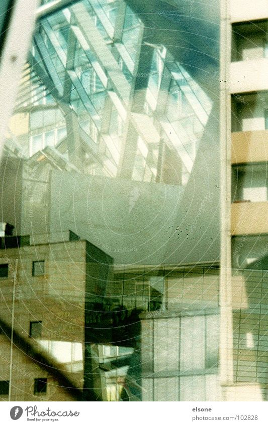 Dream Glass 3 Level Dresden Exceptional Concentrate Strong Muddled Prefab construction Pushing Illusion Misunderstand
