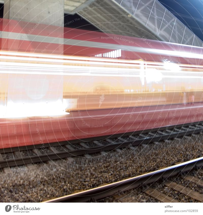 White Green Red Yellow Movement Bright Time Dirty Stairs Speed Dangerous Railroad Driving Railroad tracks Traffic infrastructure Tunnel